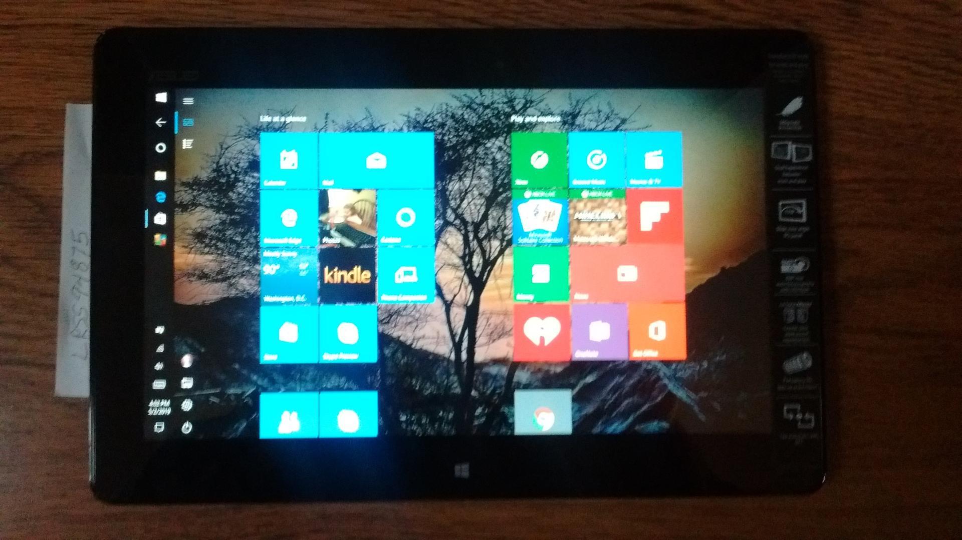 Asus VivoTab Smart ME400C (Wi-Fi) - Black, 64 GB