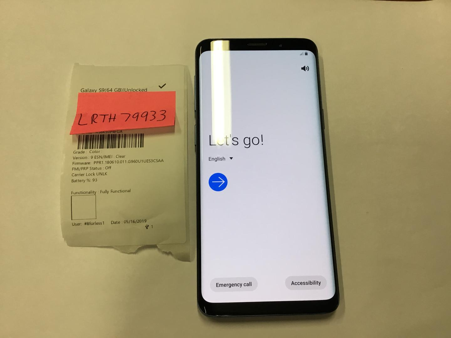 Colors S9 Firmware