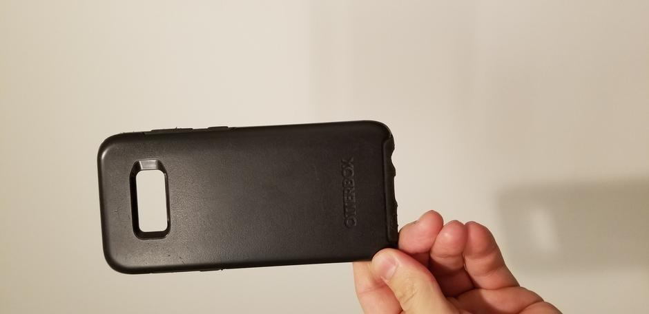 Samsung Galaxy S8 (T-Mobile) [SM-G950U] - Black, 64 GB, 4 GB