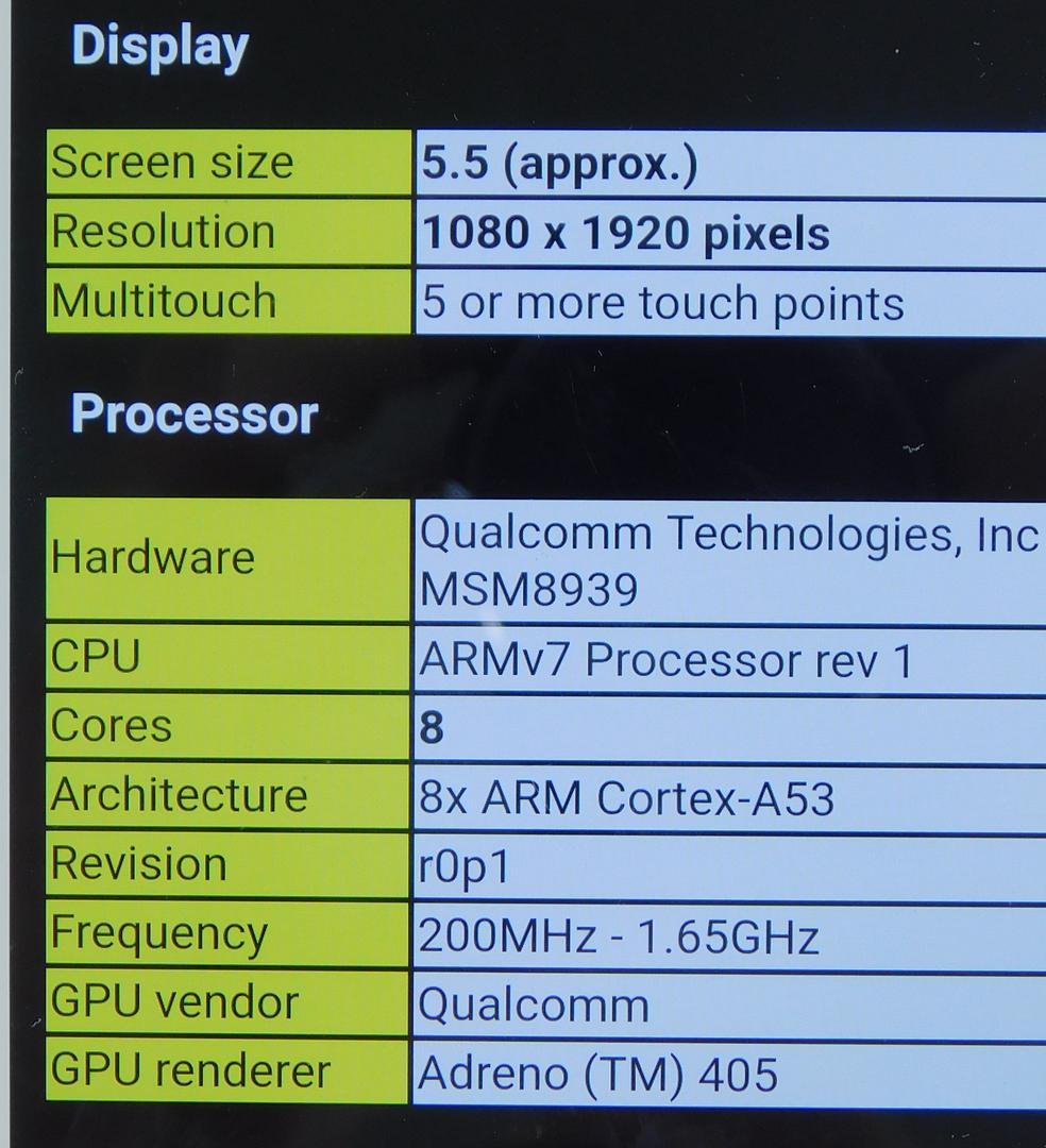 Motorola DROID Maxx 2 (Verizon) - White, 16 GB