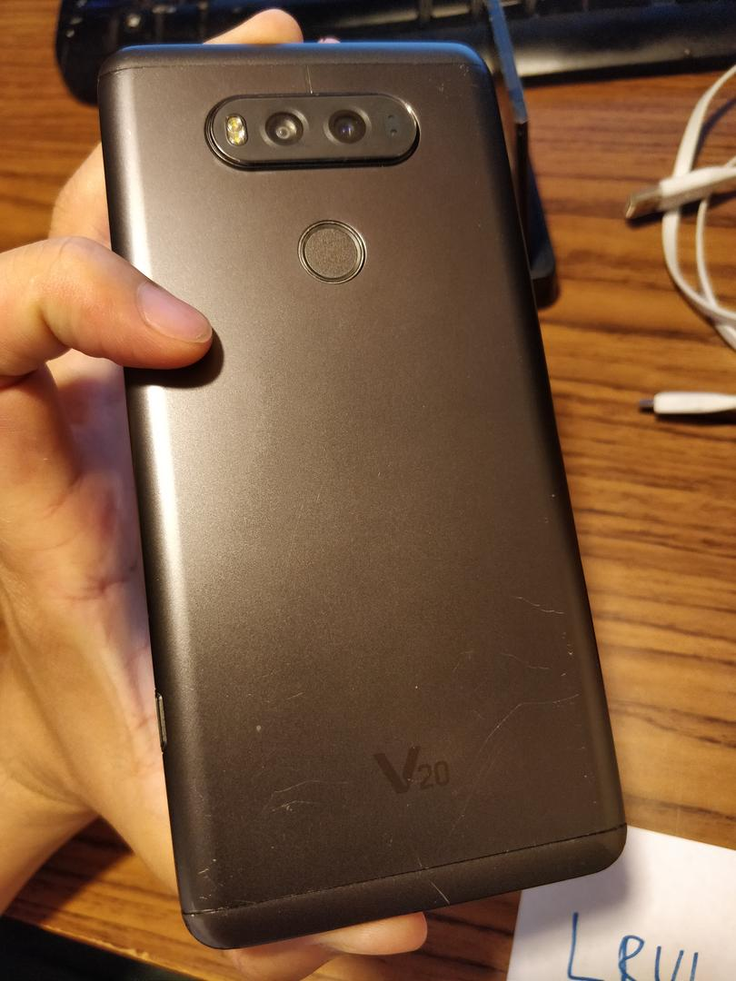 LG V20 (T-Mobile) [H918] - Gray, 64 GB