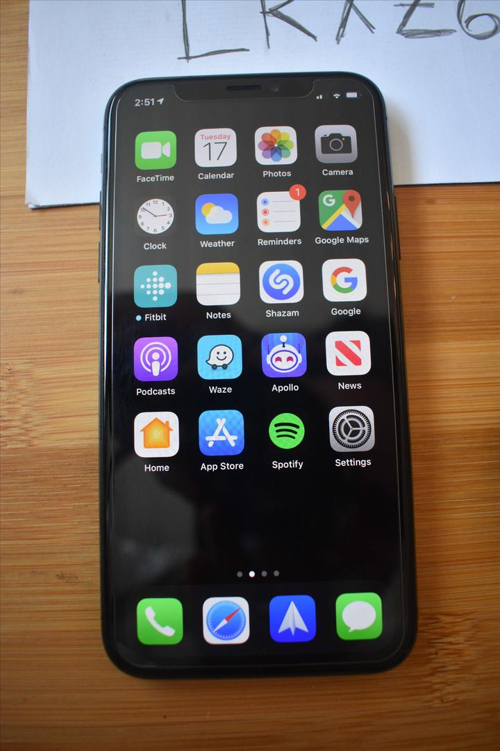 Apple iPhone X (T-Mobile) A1901 - Gray, 256 GB ...