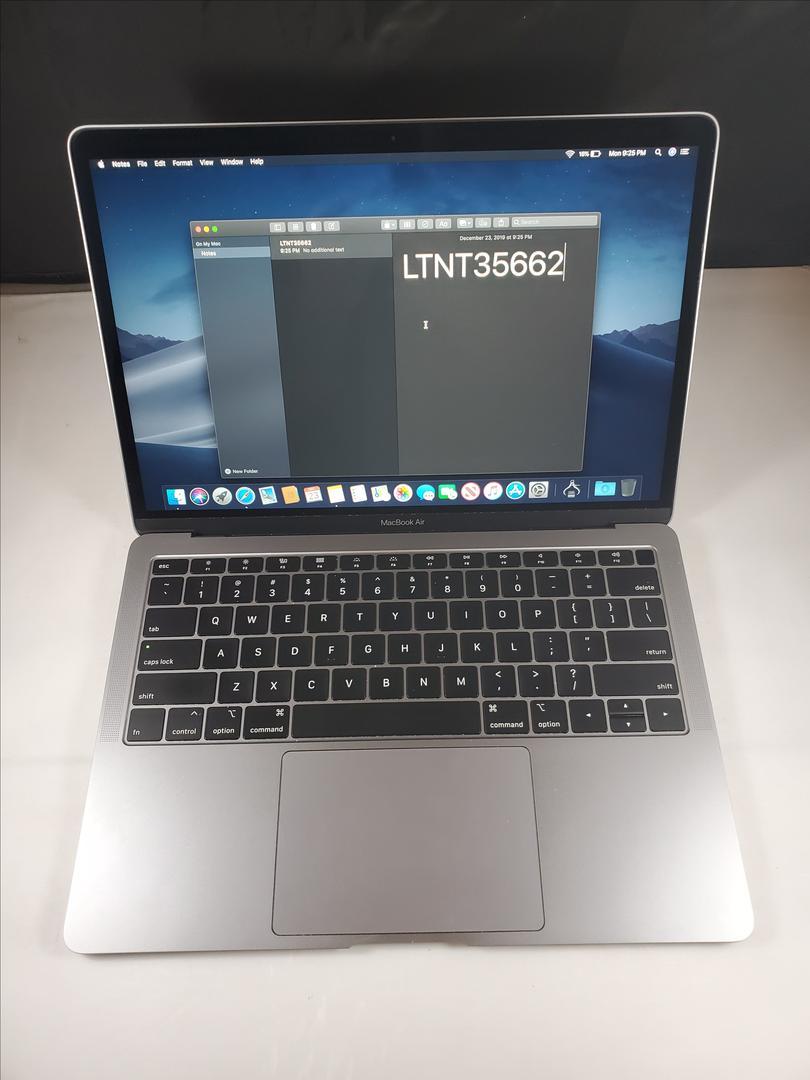 """Vancouver Wa Sales Tax >> MacBook Air 2018 - 13"""" - I5, Gray, 128 GB, 8 GB - LTNT35662 - Swappa"""