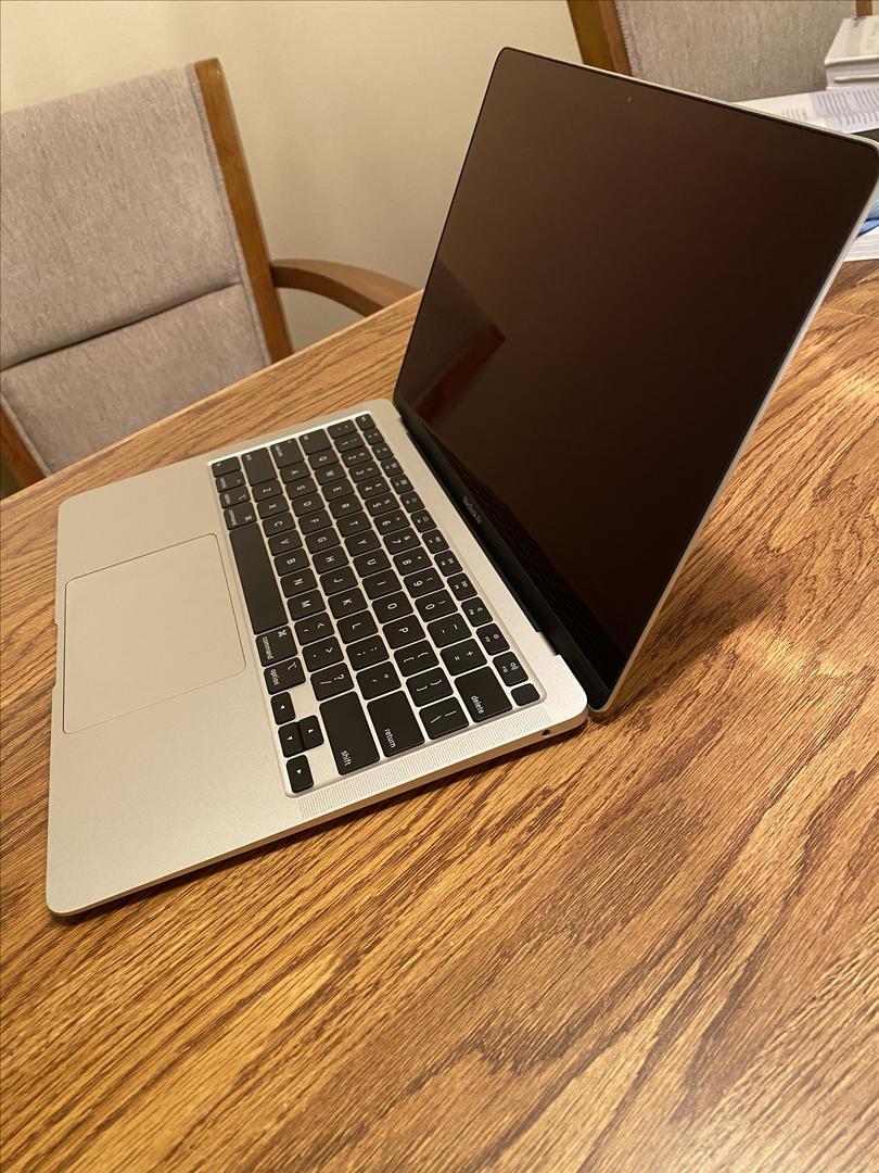 "MacBook Air 2020 - 13"" - I3, Silver, 256 GB, 8 GB ..."