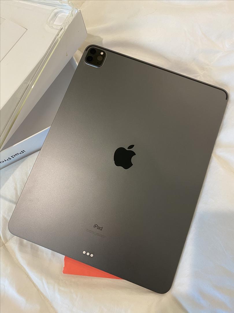 """Apple iPad Pro 12.9"""" 4th Gen 2020 (Wi-Fi) A2229 - Gray ..."""