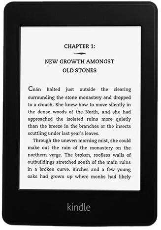 Amazon Kindle Paperwhite 3 (Amazon)