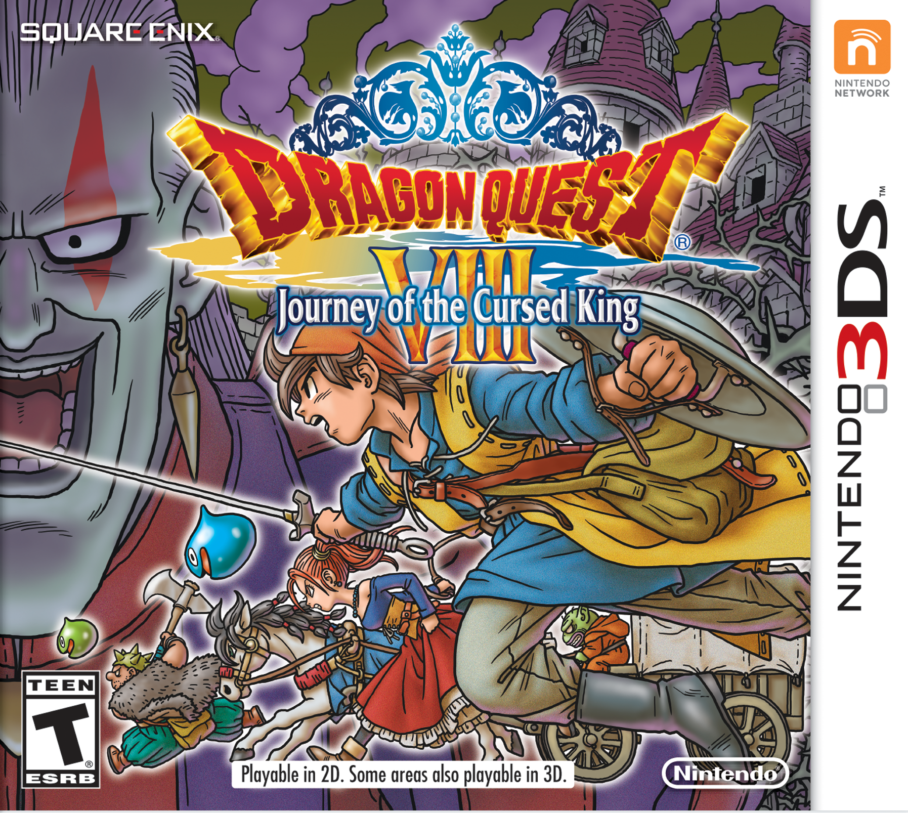 Used Dragon Quest VIII: Journey of the Cursed King - Swappa