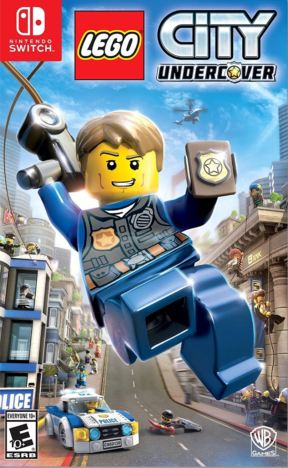 used lego city: undercover - swappa
