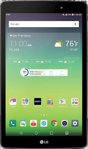 LG G Pad X 8 0 (T-Mobile)