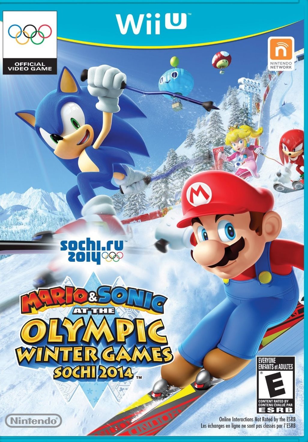 mario sonic olympic winter games sochi swappa