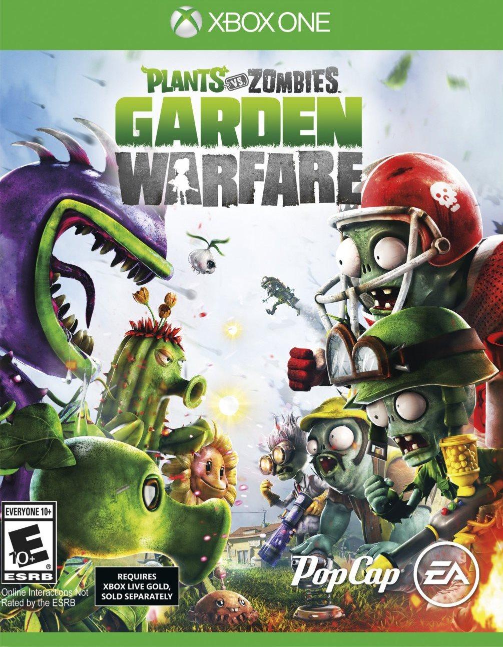Sell Plants Vs Zombies Garden Warfare Swappa