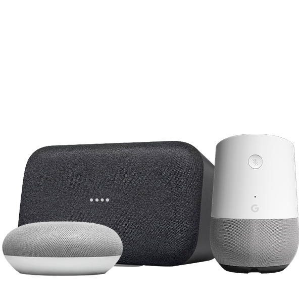 Google Home Tech