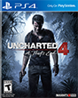 Used Uncharted 4: A Thief's End