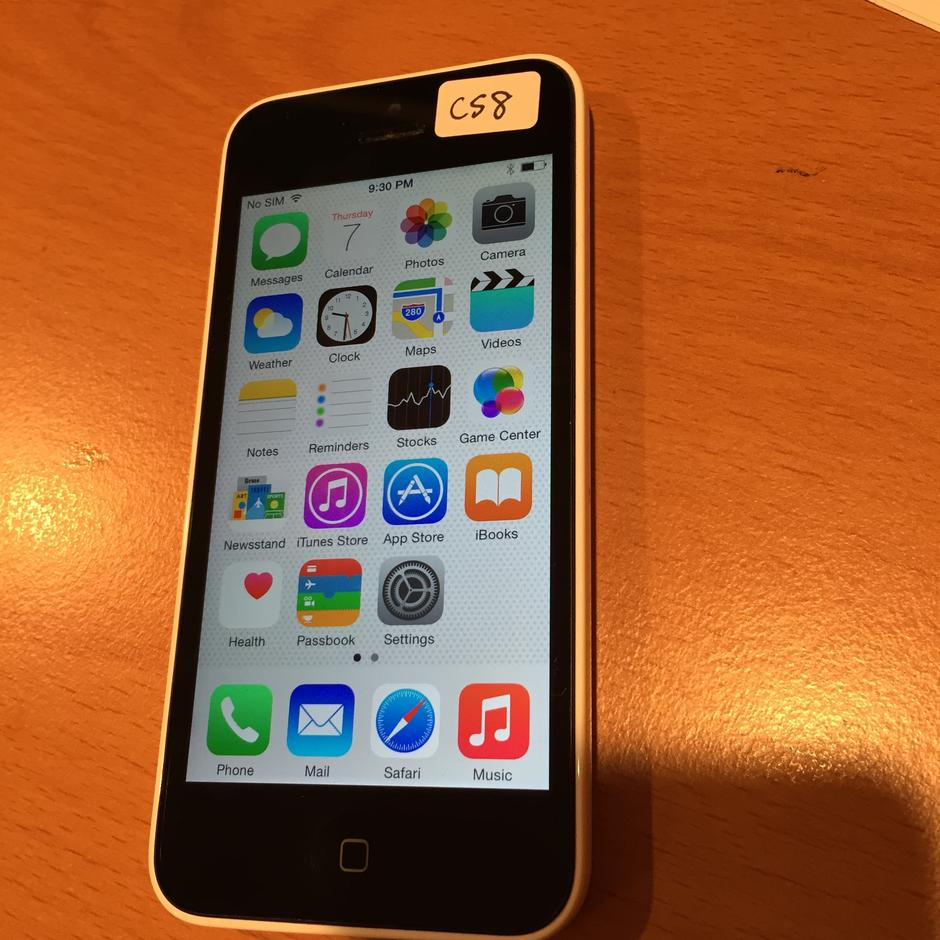 iphone 5c sprint buy apple iphone 5c sprint from youretron swappa 11137