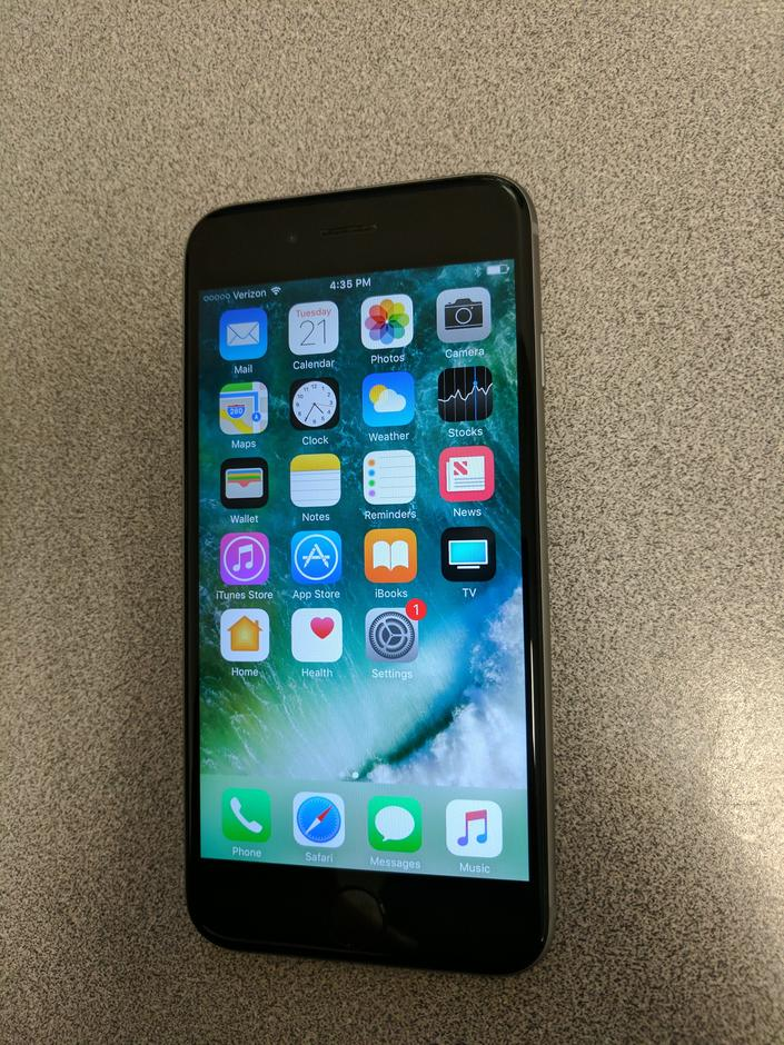 verizon rcc Buy Apple iPhone 6S (Verizon) from Digital Dealer - Swappa